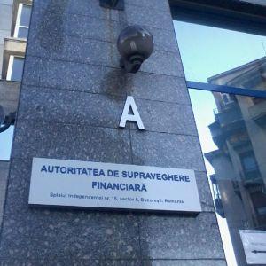 ASF: Piaţa asigurărilor din România a înregistrat o creştere de 8% a primelor brute subscrise