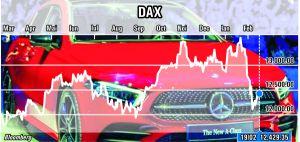 """Acţiunile """"Daimler"""" - afectate de o investigaţie privind compania, în SUA"""