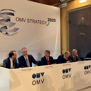The OMV board has presented the company's strategy until 2025.