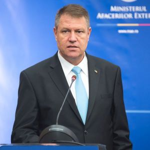 "Klaus Iohannis: ""The entire legislative package has been passed by the parliament in one week, and then naturally, more than four months and three decisions of the CCR have been necessary to correct some of its provisions""."
