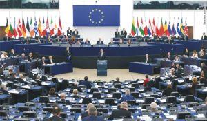 """Iohannis la Strasbourg: """"Românii au trebuit să apere statul de drept"""""""