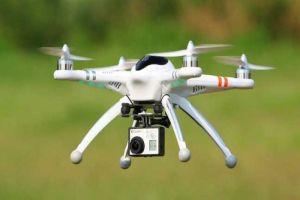 Comerţul viitorului apropiat: mâncare livrată la domiciliu cu drona