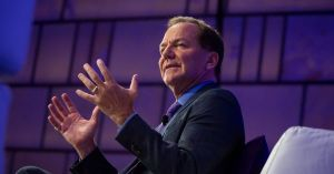 Paul Tudor Jones: (Sursa foto: Twitter)