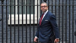 James Cleverly (Sursa foto: Twitter)