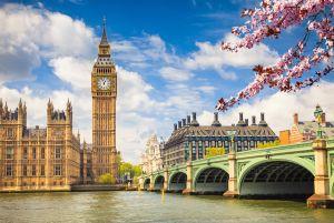Londra, cea mai vizitată capitală din lume în 2019