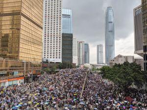 11 săptămâni de proteste la Hong Kong