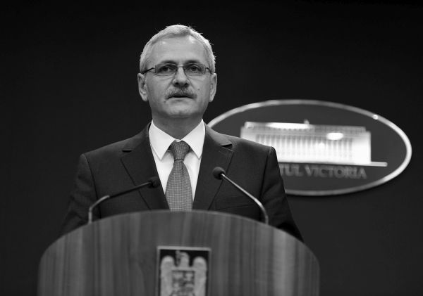 The Guardian, despre Dragnea -