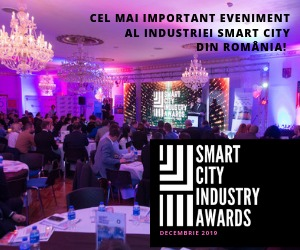 smart city industry awards 2019