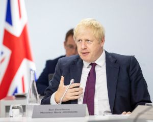 Boris Johnson (Sursa foto: Twitter)