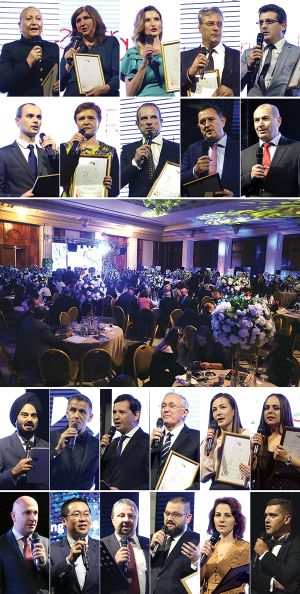 The BURSA awards - a triumph