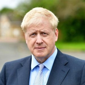 Boris Johnson (sursă: Twitter)