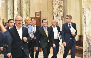 Guvernul Orban, la mâna  Curţii Constituţionale