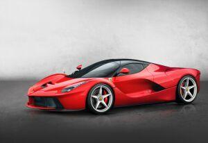Primul Ferrari complet electric - după 2025