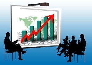 Bursele asiatice au închis în creştere