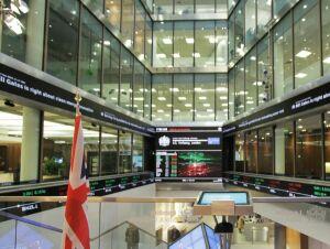 Valoarea companiilor tranzacţionate la London Stock Exchange - 3,9 trilioane lire, în 2019
