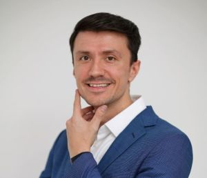 Alexandru Sgâncă, Country Manager, CGF