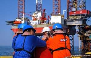 MARGEX EQUIPMENT a cerut insolvenţa GSP OFFSHORE
