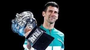 Câte trofee de Grand Slam are în total Novak Djokovic