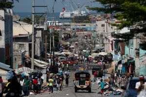 Femeie care cauta omul Haiti