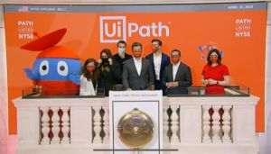 UiPath s-a listat la New York Stock Exchange