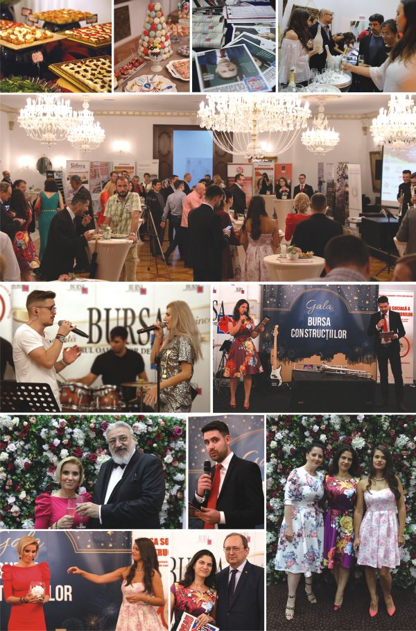 20 award winners at the Gala of the BURSA Construcţiilor magazine