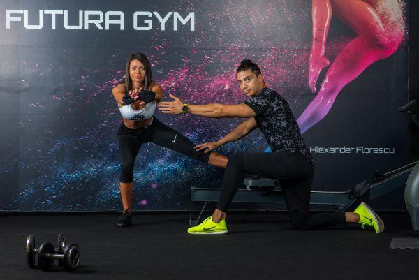Futura Gym - un lanţ de sali de fitness de peste 100.000 de euro