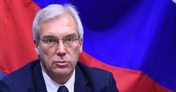 ALEKSANDR GRUŞKO: Rusia şi NATO au încetat complet cooperarea pe ...