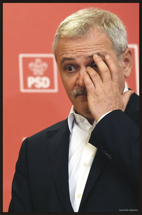Dragnea in jail, the PSD on the brink of dissolution