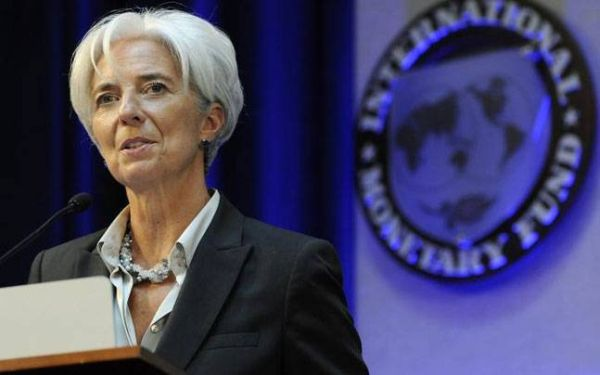 CHRISTINE LAGARDE, FMI: