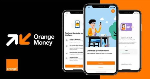 Clienţii Orange Money pot beneficia acum de un cont 100% online