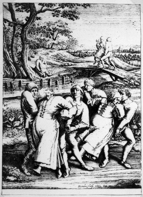 The plague of dancing