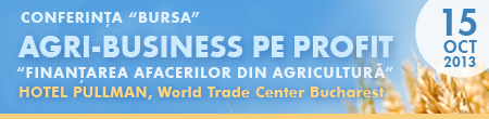 Agri business 2013